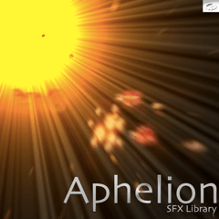 Aphelion – Cinematic SFX Library
